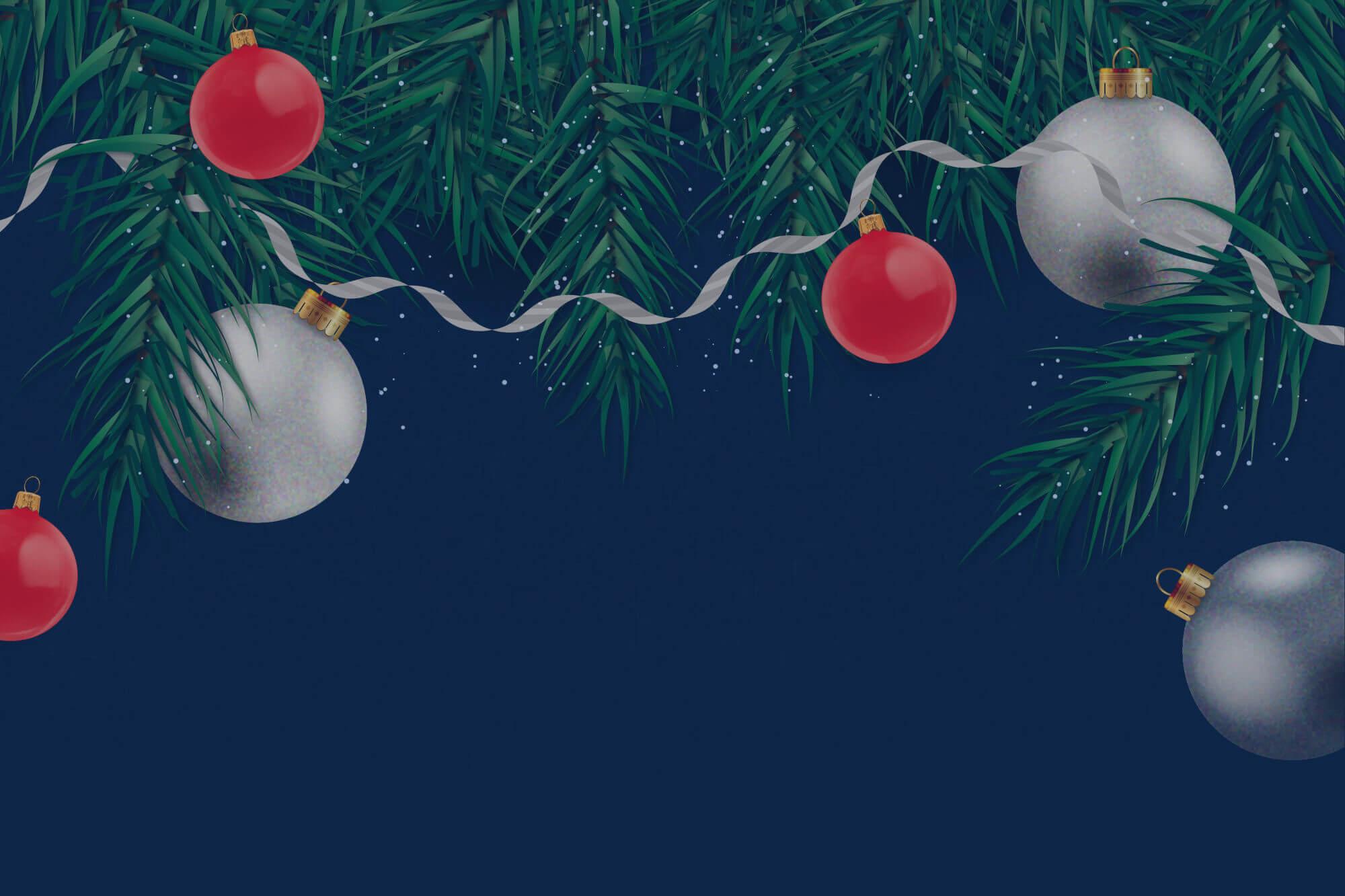 Christmas makers banner
