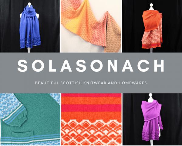 Solasonach Knitwear Design